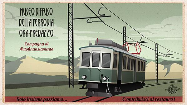 Museo diffuso della Ferrovia Ora - Predazzo