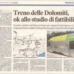 3 Treno delle Dolomiti