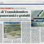 Le proposste di Transdolomites